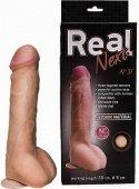 Фаллоимитатор на присоске 9,2 23 см - Секс шоп Мир Оргазма