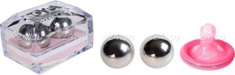 Вагинальные шарики, металлические d=25 мм, фото 2