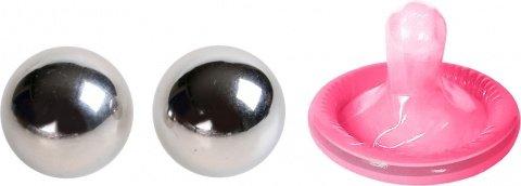 Вагинальные шарики, металлические d=25 мм
