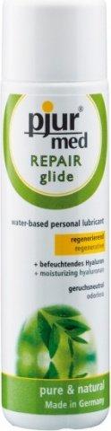 �������������� ��������� � ������������ �������� pjur@med Repair glide 100 ��