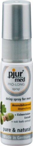 Пролонгирующий спрей с экстрактом дуба и пантенолом Pro-long Spray 20 ml