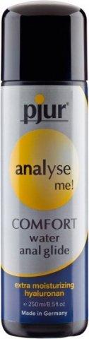 Анальный лубрикант me! Comfort Water Anal Glide 250 ml