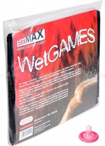 Матовое водонепроницаемое покрывало Wet Game
