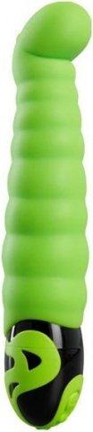 Вибратор зеленый