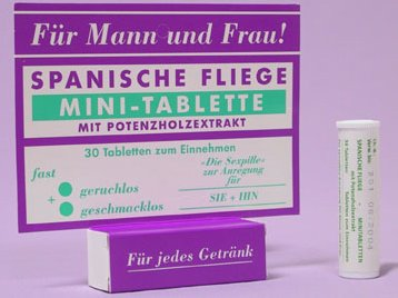 Шпанская мушка-мини-таблетки 30 таб, фото 2