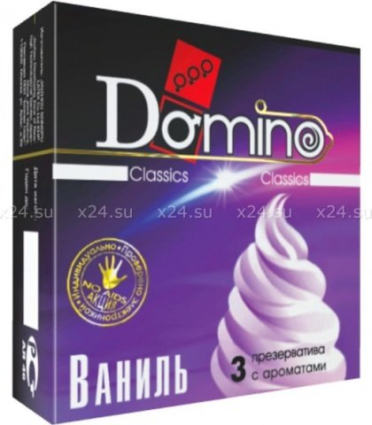 Презервативы domino sweet sex латте макиато -1 блок (12 уп)
