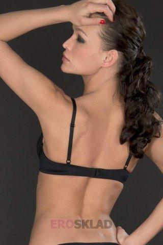 Бюстгальтер с Push-Up (Maison Close), цвет Черный, размер M, фото 2