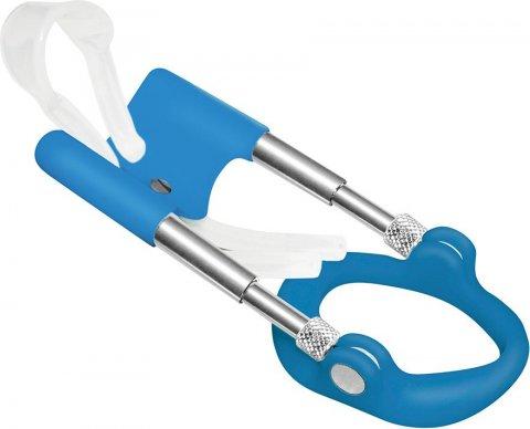 Аппарат для увеличения пениса Andro-Penis Extender Blue, фото 7