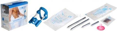 Аппарат для увеличения пениса Andro-Penis Extender Blue, фото 2