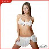 Комплект белый р | Комплекты эротичного белья | Интернет секс шоп Мир Оргазма