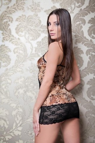 Комбинация Karen леопард. р, фото 5