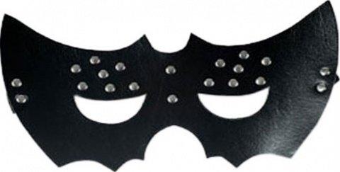 Маска Бетмен, черная, 2