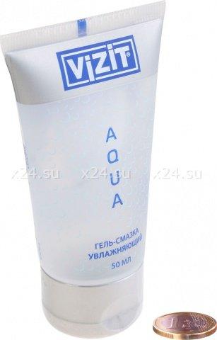 Гель-смазка vizit аквагель увлажняющая, 50 мл, фото 2