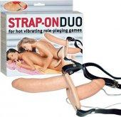 Страпон двойной для женщин - Секс-шоп Мир Оргазма