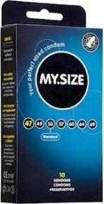 Презервативы ''my. size'' размер 47 (ширина 47mm)