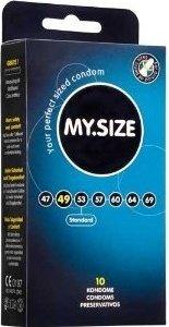 Презервативы ''my. size'' размер 49 (ширина 49mm), фото 2
