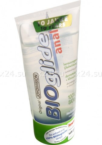 BIOglide anal, 80 ml лубрикант на водной основе