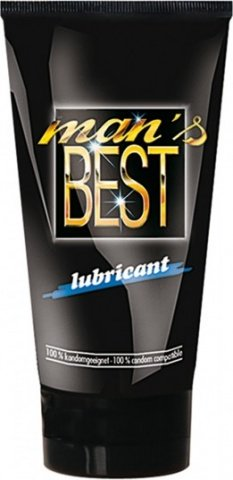 Man's best, 40 ml лубрикант на водной основе