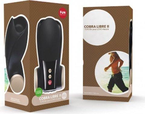 Вибромастурбатор Cobra Libre: зарядное устройство, фото 5
