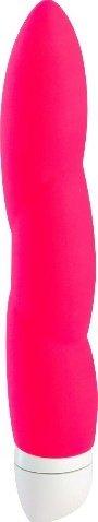 Вибратор jazzie розовый 18 см, фото 2
