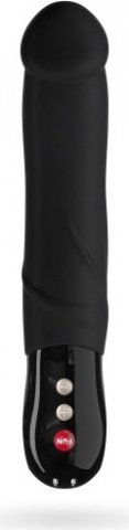 Перезаряжаемый вибратор g5 vibe big boss черный 1121008ff 24 см, фото 2