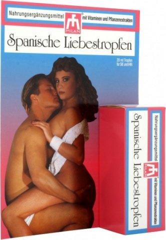 41 Шпанская мушка, Spanische Liebestropfen, капли, 20 мл, фото 3