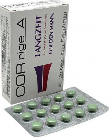 Corrige A, 45 таблеток, фото 2