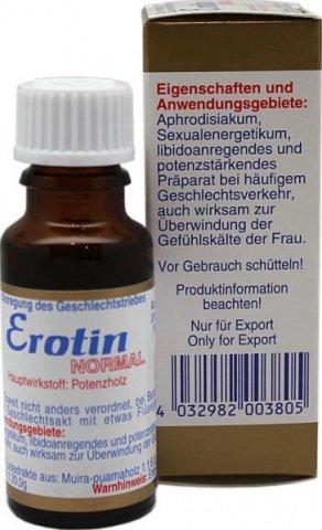 Erotin Fluid, капли, 20 мл, фото 2