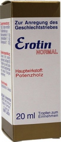 Erotin Fluid, капли, 20 мл, фото 4