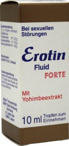 97 Эротин Флюид Форте, Erotin Fluid Forte, капли, 10 мл, фото 4