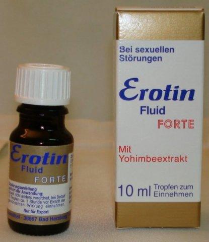 97 Эротин Флюид Форте, Erotin Fluid Forte, капли, 10 мл, фото 6