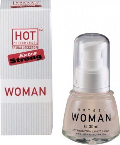 Концентрат феромонов для женщин Woman Pheromongel, 30 мл