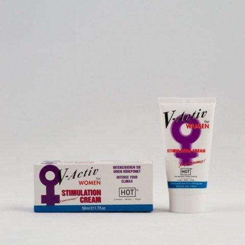 Крем стимулирующий для женщин Ви-эктив 50 мл 44536, фото 2