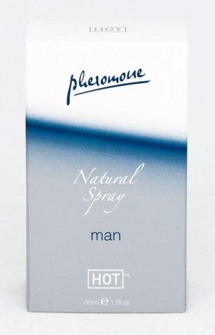 Спрей для мужчин с феромонами Сумерки 50 мл 55002