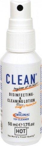 Гигиенический спрей hot clean, 50 мл
