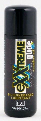 Смазка на силиконовой основе Exxtreme Glide 50 мл 44031