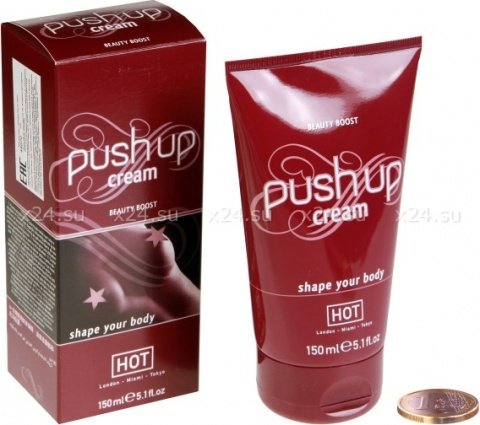 Крем для увеличения груди Push Up, фото 2