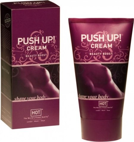 Крем для увеличения груди Push Up, фото 3