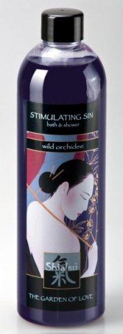 Гель для ванны и душа с ароматом дикой орхидеи 400 мл 66036