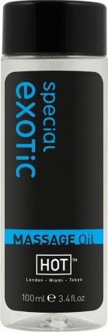 Массажное масло для тела Экзотик 100 ml 44081