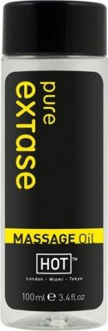 Массажное масло для тела Экстаз100 мл, фото 2