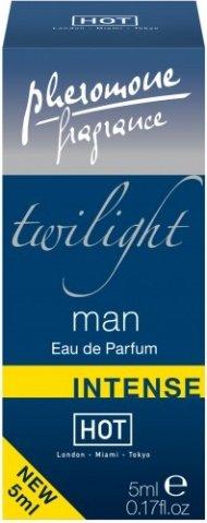 Духи для мужчин twilight с феромонами (экстра сильные) 5 мл, фото 2
