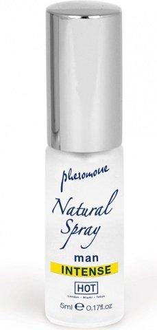 Духи Natural Spray с феромонами для мужчин (экстра сильные, без запаха) 5 мл, фото 3