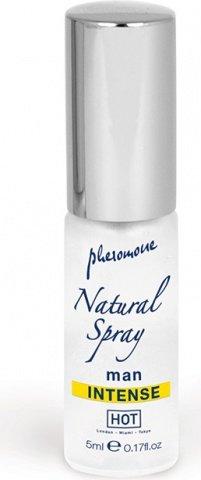 Духи Natural Spray с феромонами для мужчин (экстра сильные, без запаха) 5 мл, фото 4