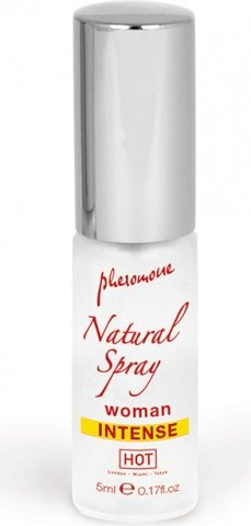 Духи Natural Spray для женщин с феромонами (экстра сильные, без запаха) 5 мл, фото 3