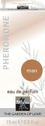 Концентрат феромонов для мужчин 15 мл, фото 2