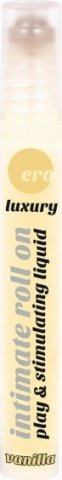 Ролик для стимуляции ERO Cool Intimate Vanilla10ml 77501, фото 2