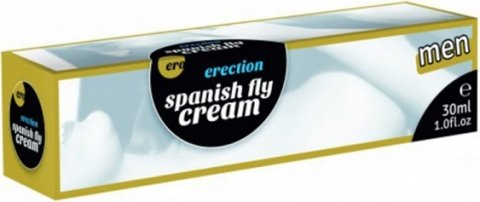 Крем для мужчин ERO Erection Spanish Fly 30ml 77206, фото 4