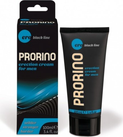 Крем для мужчин ERO Prorino erection 100 мл 78202, фото 3
