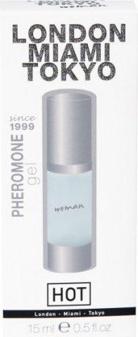 Женский гель-концентрат феромонов. без запаха 15 ml 55132, фото 2